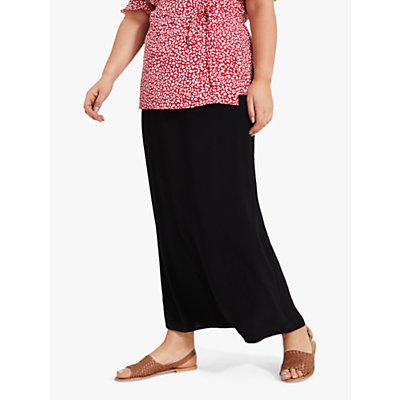 Studio 8 Tracy Maxi Skirt, Black