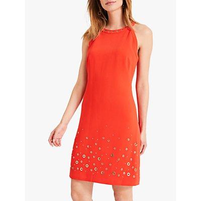 Damsel in a Dress Alixa Eyelet Dress, Orange