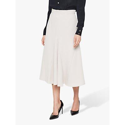 Damsel in a Dress Ebony Tailored Skirt, Neutral