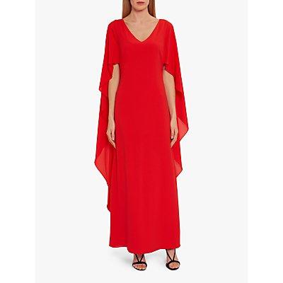 Gina Bacconi Bellerose Dress, Red