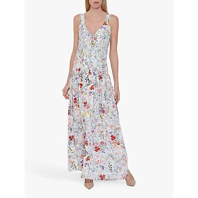 Gina Bacconi Betina Maxi Dress, Multi