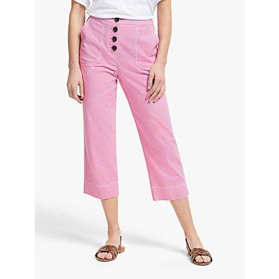Boden Wadebridge Trousers, Soft Lavender