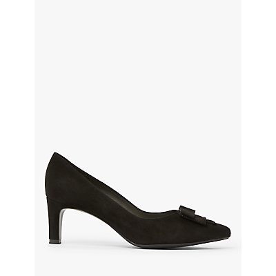 Peter Kaiser Ulrike Suede Court Shoes