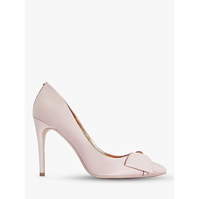 Ted Baker Asellys Stiletto Heel Bow Court Shoes