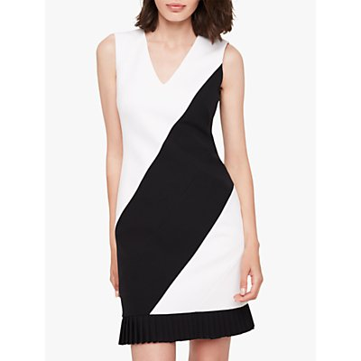 Damsel in a Dress Gilly Dress, Black/White