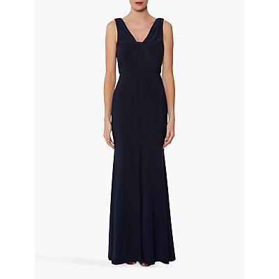 Gina Bacconi Maryse Jersey Maxi Dress