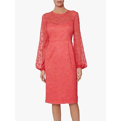 Gina Bacconi Itzia Embroidered Dress