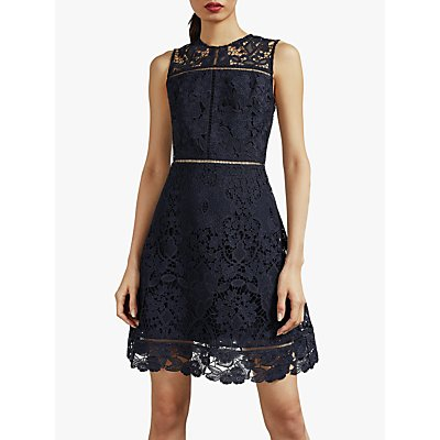 Ted Baker Primrose Lace Tunic Dress