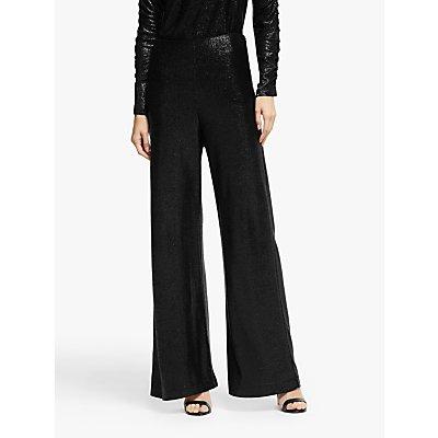 Modern Rarity Paula Knorr Wide Leg Trousers, Black