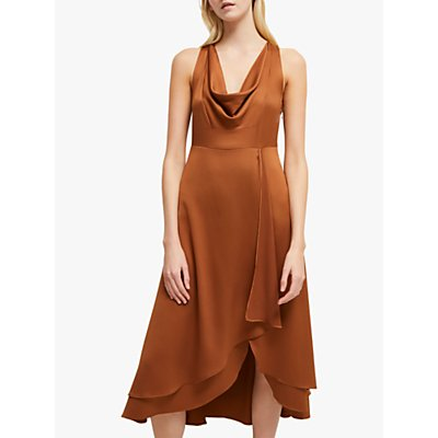 French Connection Alessia Satin Dress