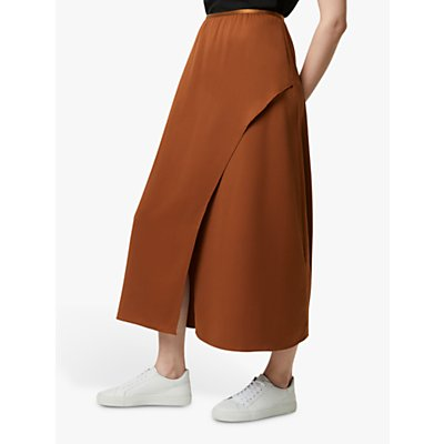 French Connection Alessia Midi Skirt, Casablanca