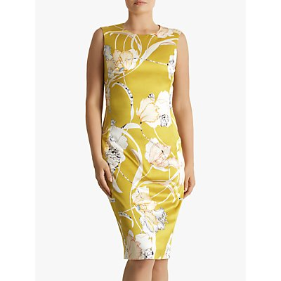 Fenn Wright Manson Aimee Dress, Ochre/Multi