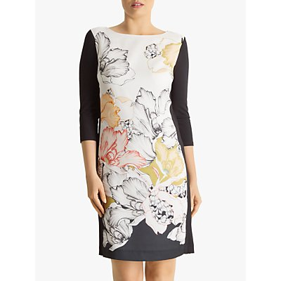 Fenn Wright Manson Edwige Dress, White/Multi