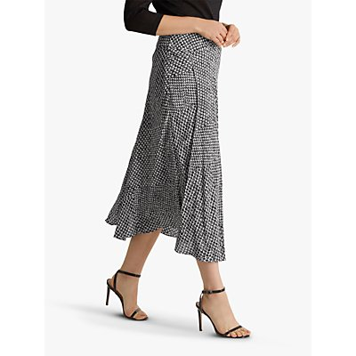 Fenn Wright Manson Magali Skirt, Black/Ivory