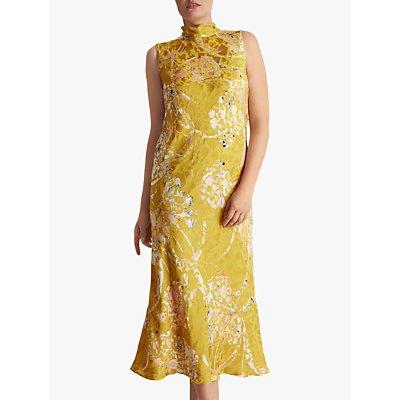 Fenn Wright Manson Guinevre Dress, Ochre/Multi