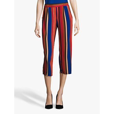 Betty Barclay Stripe Cropped Trousers