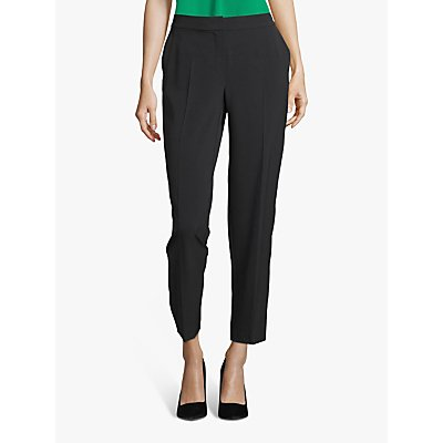 Betty Barclay Crepe Straight Leg Trousers