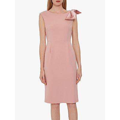 Gina Bacconi Kailla Scuba Crepe Dress