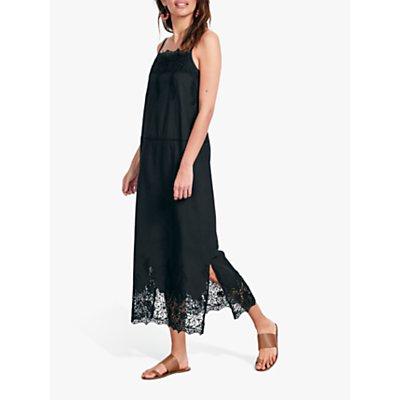 hush Ambra Lace Dress, Black