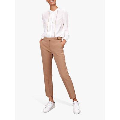 Gerard Darel Lyson Straight Trousers, Camel