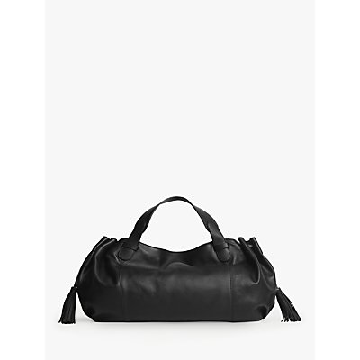 Gerard Darel Point 24 Leather Shoulder Bag