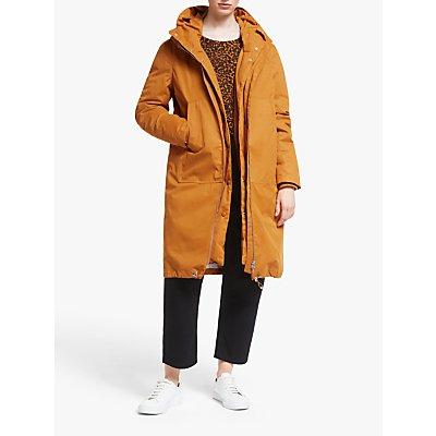 Just Female Steal Coat, Pumpkin Spice