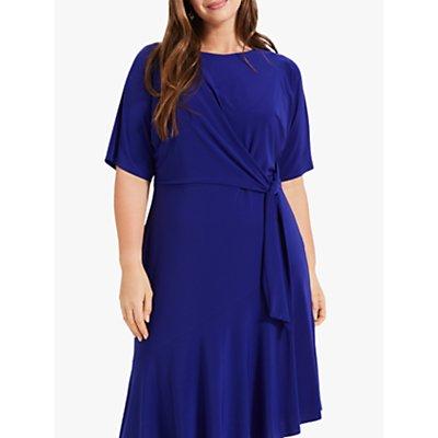 Studio 8 Olivia Asymmetric Dress, Ultra-Violet