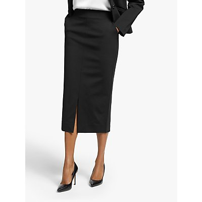 Winser London Midi Miracle Pencil Skirt