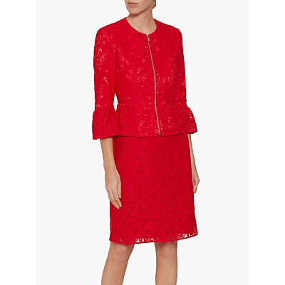 Gina Bacconi Mariana Lace Dress