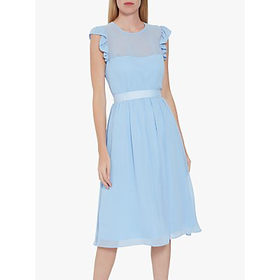 Gina Bacconi Pomona Fit and Flare Dress