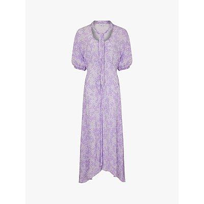 Ghost Alma Dress, Purple