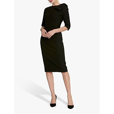Helen McAlinden Natalie Bow Detail Pencil Dress