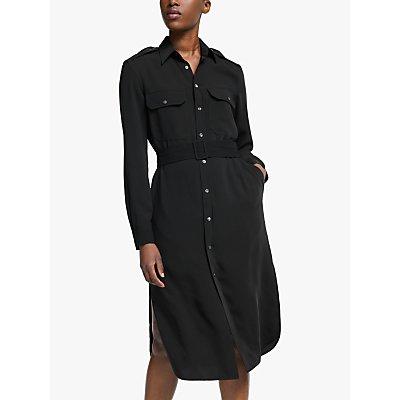 Polo Ralph Lauren Belted Shirt Dress, Polo Black