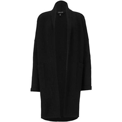 EILEEN FISHER Kimono Jacket, Black