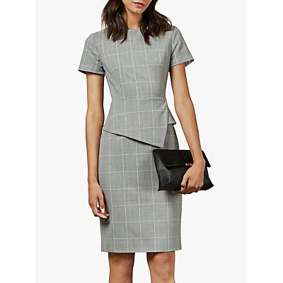 Ted Baker Arria Dress, Charcoal