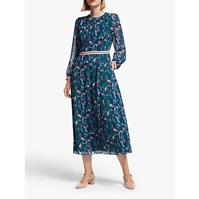 Boden Ellen Maxi Dress, Blue