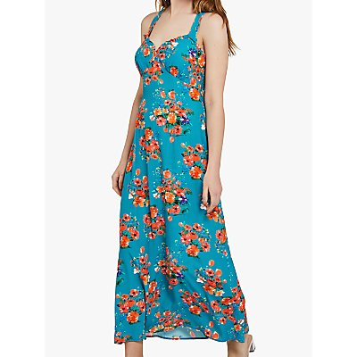 Ghost Ava Floral Print Dress, Hermoine Bunch