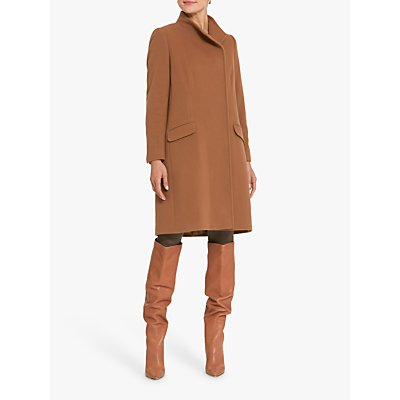 Helen McAlinden Linda Camel Coat, Brown