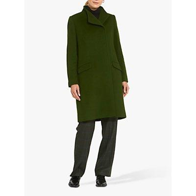 Helen McAlinden Linda Hunter Coat, Hunter Green