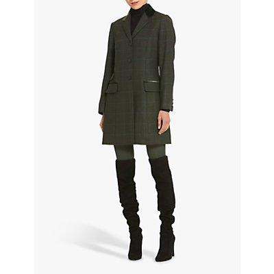 Helen McAlinden Kate Magee Tweed Jacket, Grey