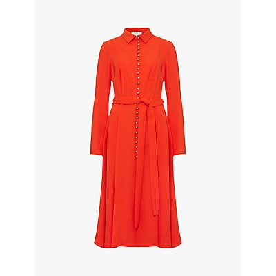 Damsel in a Dress Lanie Military Dress
