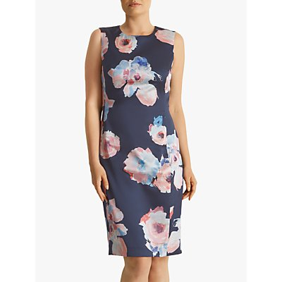 Fenn Wright Manson Berenie Ink Print Dress, Multi