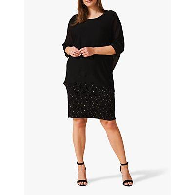 Studio 8 Ramona Stud Dress, Black