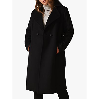 Studio 8 Addison Smart Coat, Black