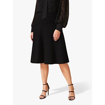 Studio 8 Francis Knee-Length Skirt, Black
