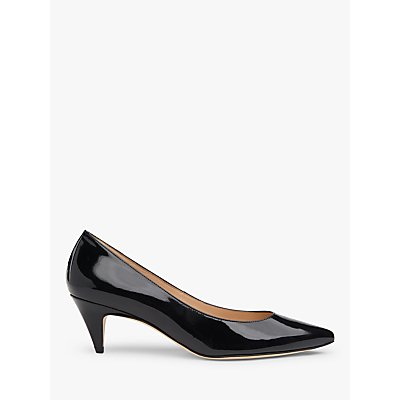 L.K.Bennett Pawla Court Shoes, Black