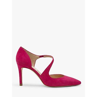 L.K.Bennett Victoria Asymmetric Cut Court Shoes