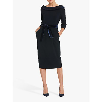 Helen McAlinden Mirren Dress, Navy