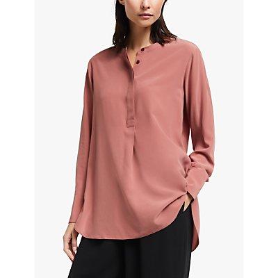 Modern Rarity Silk Tunic Top
