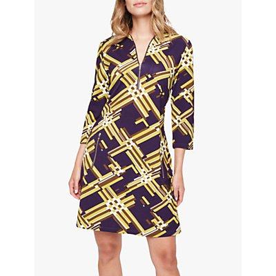 Damsel in a Dress Taroni Ponte Dress, Multi